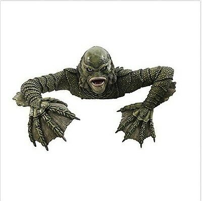 Creature From The Black Lagoon Grave Walker Decoration Collectible Holiday New