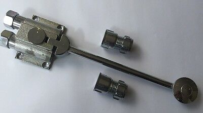 Douglas Foot Operated Hands Free Valve Tap 15mm