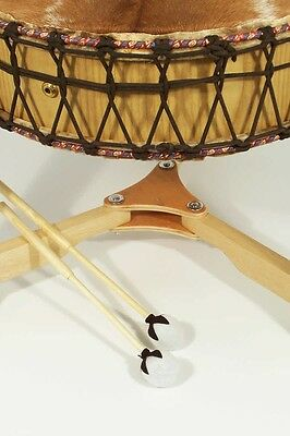 Shamanic Gathering Drum with Stand and Bag