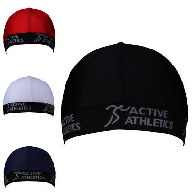 Active Athletics Skullcap Pro | rot | schwarz | navy | weiß |