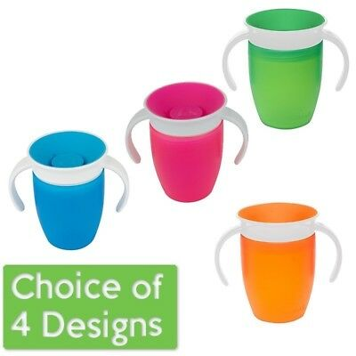 Munchkin Miracle 360° Trainer Cup (Choice of Colour)  (A06)