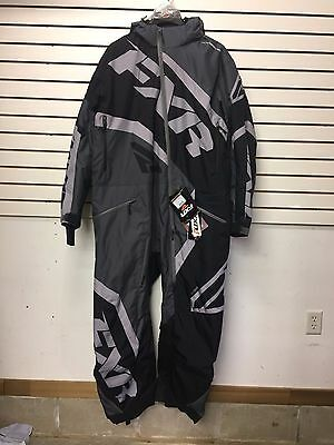 Fxr Cx Monosuit Snowmobile Men's Insulated- Black Ops- Size Xl