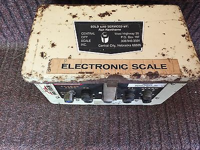 Arts Way Weigh-Tronix Model 400 Feed Grinder Electronic Scale
