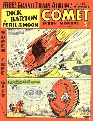 MY VINTAGE COMET COMIC COLLECTION 259 ISSUES ON dvd disc