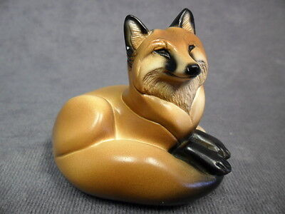Windstone Editions * Red Fox * Wildlife Figure Figurine Animal Statue 5202-Red