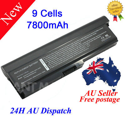 9 Cell PA3634U-1BAS Battery For Toshiba Satellite C600D L650 M300 U405 L675 New