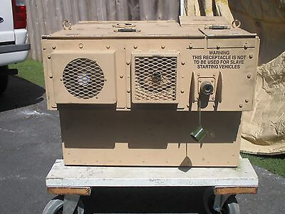 Military Diesel Generator Armored