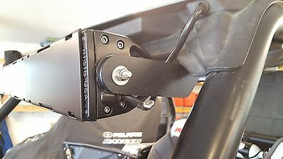 "Polaris RZR 30"" Light Bar Upper Mounts RZR 900s 1000s XP1000  L@@K Easy Install"