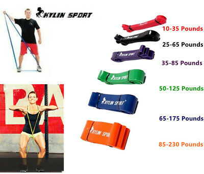 Power Resistance Bands Pull Up Assist Bands Streching Band Resistance Stretching