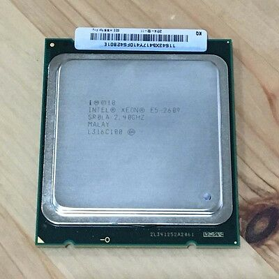 IBM 43X5417 Intel® Xeon® Processor E5-2609 SR0LA