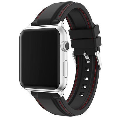 Wristband Strap Band Bracelet for Apple Watch Series 1 / 2 (38mm) DD0108