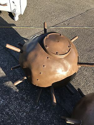 Large Fake WW2 Mines Movie/ Film Props? Shop Prop Interior Design