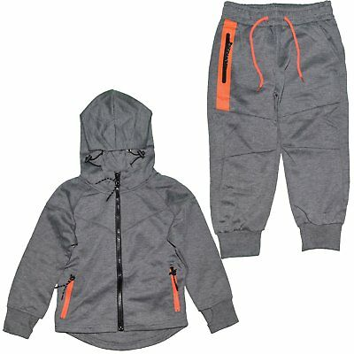 Closeout - Ensemble Complet Jogging - Enfant - Kids Ensemble Uni J240 - An Neuf