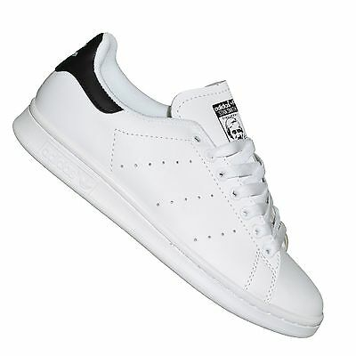 Adidas Originals - Baskets - Femme - Stan Smith - Blanc Noir Neuf