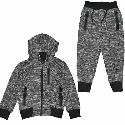 Closeout - Ensemble Complet Jogging - Enfant - Kids Ensemble Uni J259 - Gr Neuf