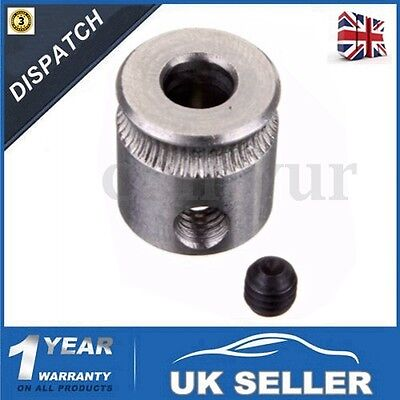 1.75mm Filament 3D Printer Direct Drive Extruder Hobbed Gear For RepRap MK7