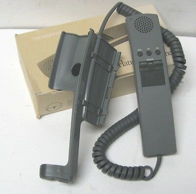 Dictaphone #862300 Hand Held Microphone & Cradle For Expresswriter New Never Use
