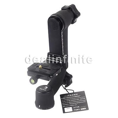 BEIKE BK-45 Gimbal Tripod Head Quick Release Plate for Camera Telephoto Lens US!