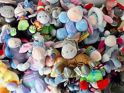 Various Collectable Eeyore Plush/Soft Toys - Multi Listing - Choose your Own!