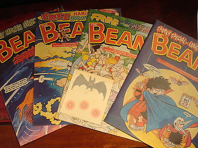 4 X Beano Comics - October 2002 - Excellent Condition