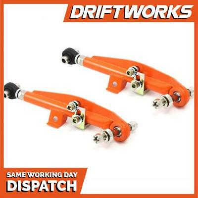 Driftworks Nissan Front Lower Arms - S13 S14 S15 R32 R33 R34 Z32