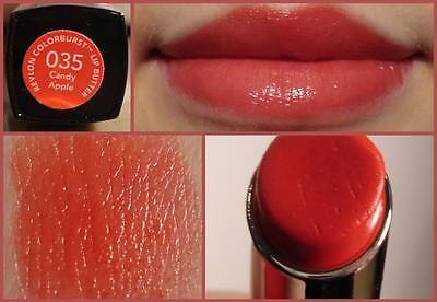 Revlon Colorburst Lip Butter Beurre A Levres 035 Candy Apple Valeur 12 Euros