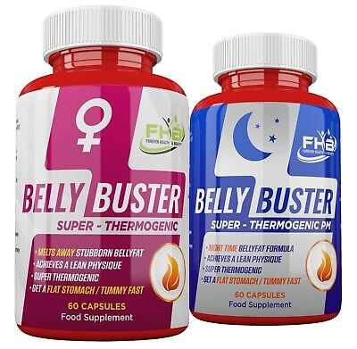 LOSE BELLY FAT FAST ! Belly Buster Specially Formulated For FAST WEIGHT LOSS