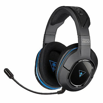 437F6 Turtle Beach Ear Force Stealth 400 Premium Fully Wireless Gaming Headset