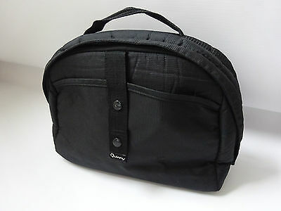 QUINNY BUZZ 3 or 4 - Box Bag with rear clip for pushchair frame Black VGC