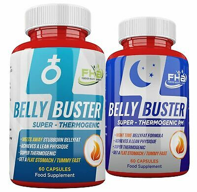 REDUCE BELLY FAT FAST - Strong Diet Tablets For Stubborn Stomach Fat