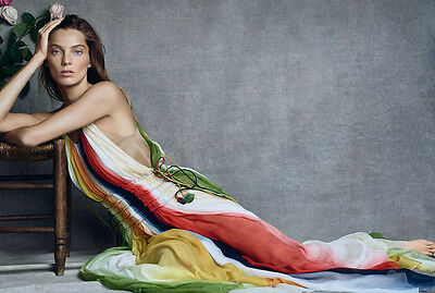 Daria Werbowy- 72 ads & clippings of beautiful Canadian Supermodel