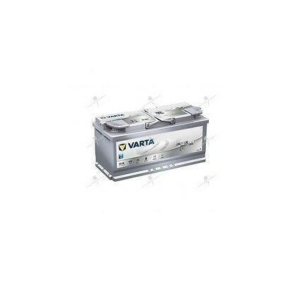 Batterie voiture Varta Start and Stop AGM H15 12v 105ah 950A 393X175X190mm