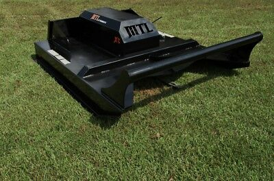 "72"" Skid Steer Rotary Brush Cutter / Bush Hog attachment Reg Low Flow-$199 Ship"