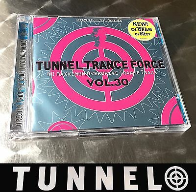Tunnel Trance Force South Africa Vol. 30 • Tunnel 2Cd Album