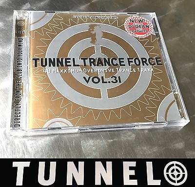 Tunnel Trance Force South Africa Vol. 31 • Tunnel 2Cd Album