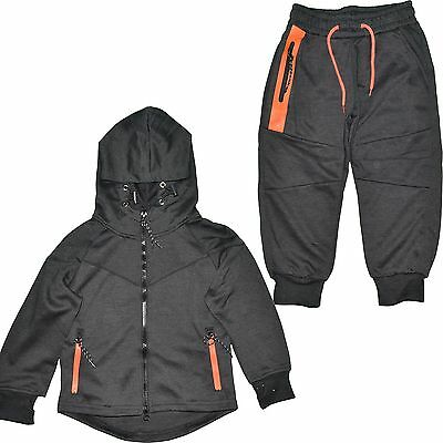 Closeout - Set Completo Jogging - Bambino - Kids Set Tinta Unita J238 - No Nuovo
