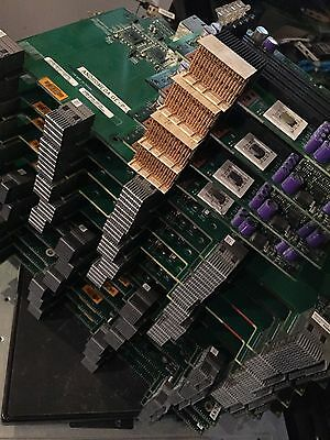 18 lbs IBM Risers Sun Boards Gold Scrap Recovery! Lots of PINS! High Yield Cards