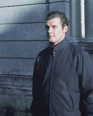 Roger Moore Movie Photo [S277804] Size Choice