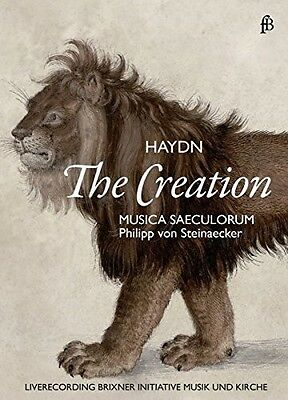 Franz Joseph Haydn: Creation (2017, DVD NUEVO) (REGION 1)