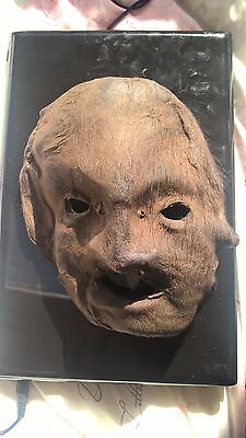 rare antique tribal mask