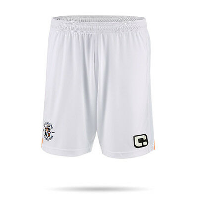 09/10 Luton Town Official Carbrini Home Shorts 2XL