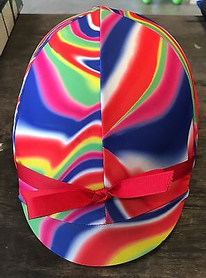 RIDING HELMET COVER - Multi Colors
