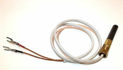 "2 LEAD THERMOPILE 24"" For AMERICAN RANGE 11109 A11102 APW 1473400"