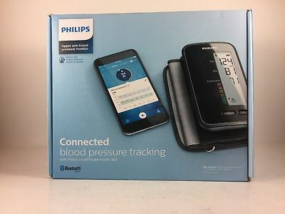 Philips Connected Upper Arm Blood Pressure Monitor, DL8760/37 Brand New Sealed