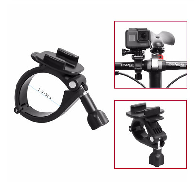 Handlebar Seatpost Pole Mount Adapter Bike Holder For all GoPro Hero L Size New