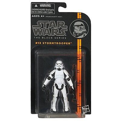 Star Wars Stormtrooper Bs13 Black Series