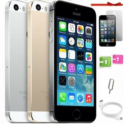 Apple iPhone 5S 16GB 32GB 64GB Smartphone Handys Spacegrau - Silber - Gold