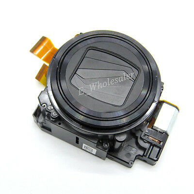 Black Lens Zoom Unit For Nikon Coolpix S9700 S9700S S9900 S9900S Camera W/ CCD