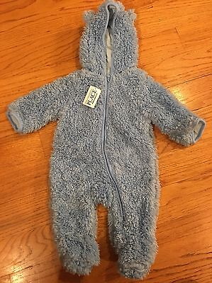 The Children's Place Baby Boy Bunting 0-3 Months NWT