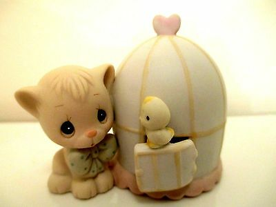 """Precious Moments, """"Can't Be Without You"""" #524492, 2.5"""" Tall. New. 1990. Vintage"""